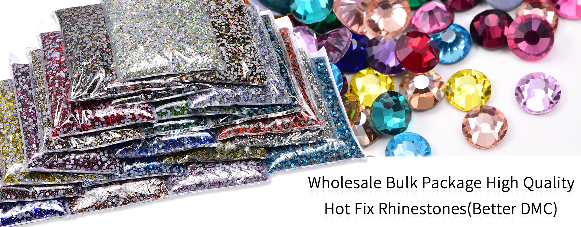 Blinginbox factory hot fix rhinestone